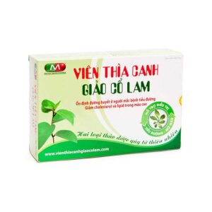 Vien Thia Canh Giao Co Lam capsules