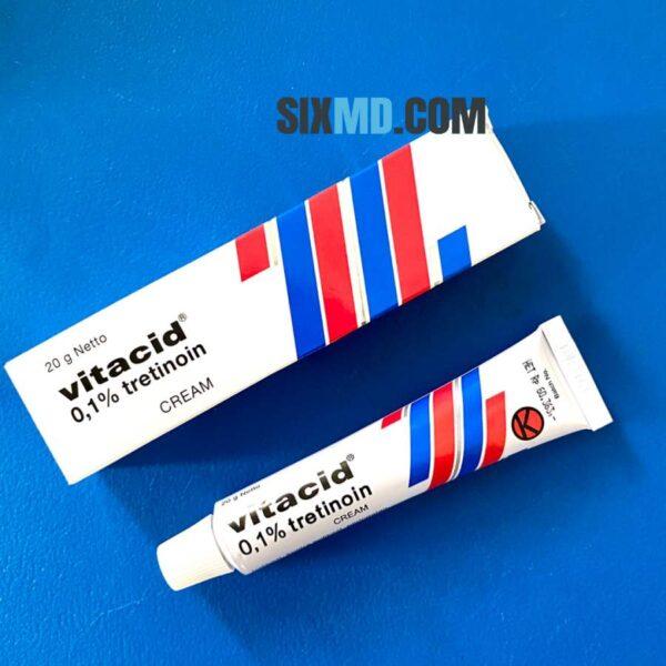 Vitacid Tretinoin 0,1 online shop Sixmd.com