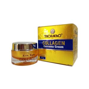 Thorakao Turmeric Collagen Cream - Preventing acne and help skin be smooth - 10 g
