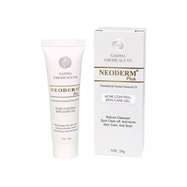 Neoderm Plus Gel Acne control 20g