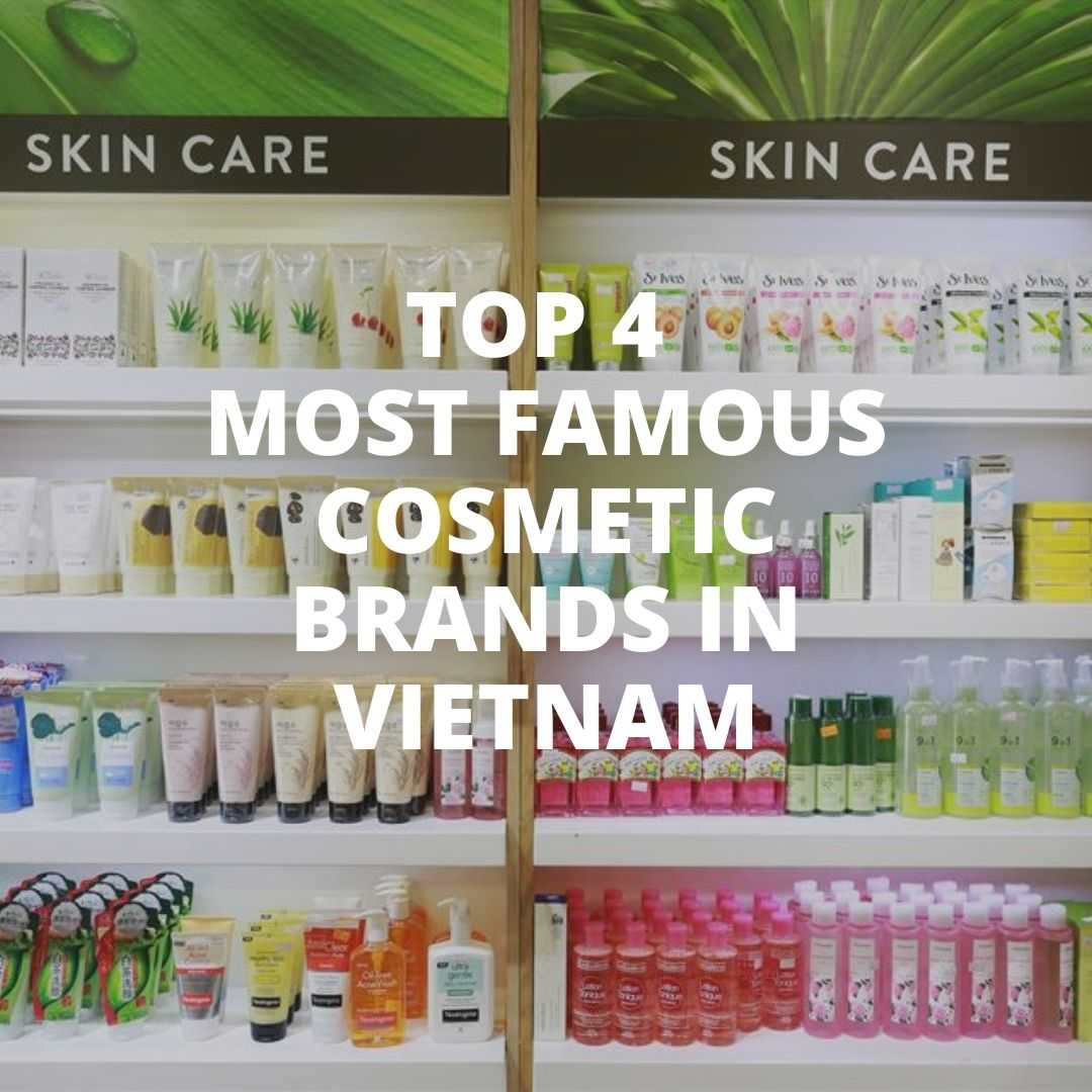 most famous cosmetic brands in Vietnam