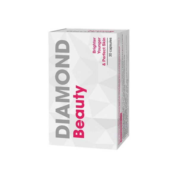 Diamond Beauty – Increases collagen production, slows down aging, improves skin elasticity