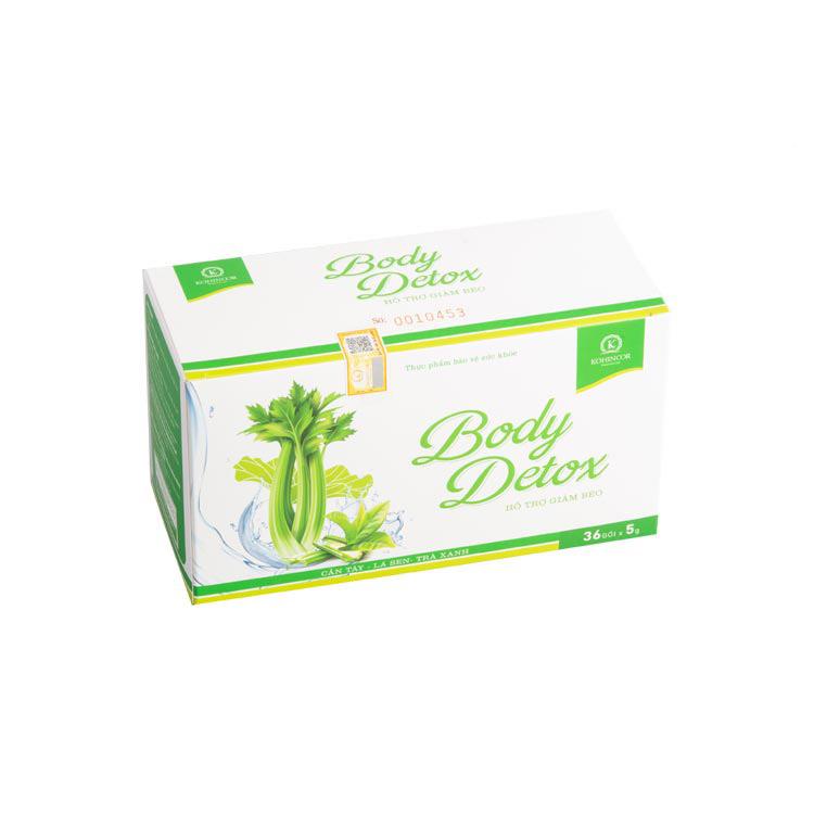 Kohinoor Body Detox box