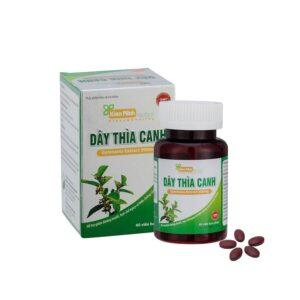 Day Thia Canh diabetes care 60 capsules