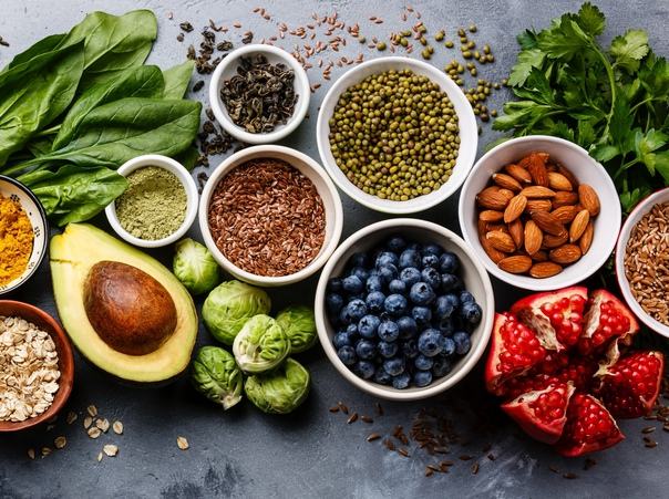types of functional foods