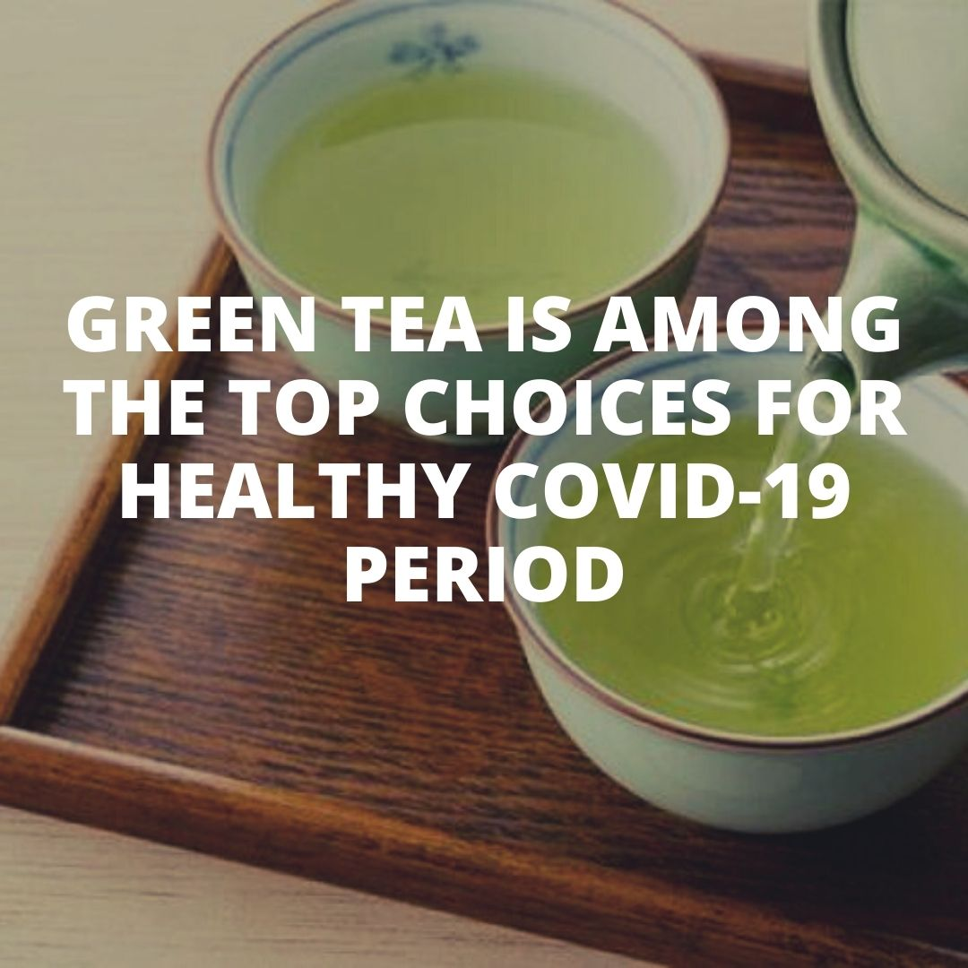 Green tea is among the top