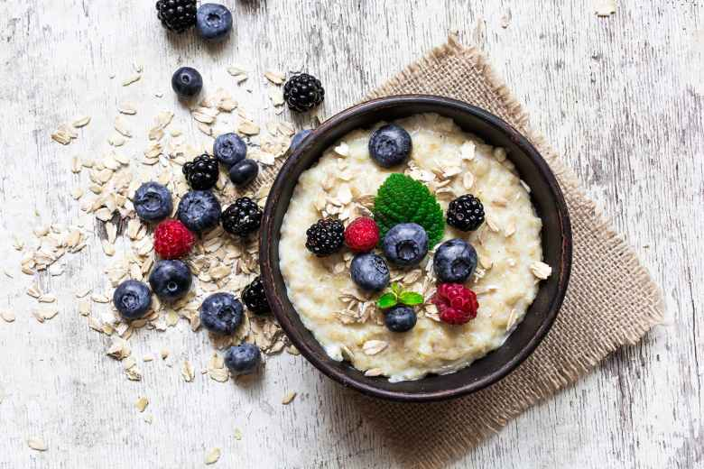 Oatmeal best food for stomach