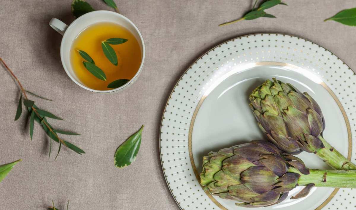 Vietnamese Artichoke Tea at home