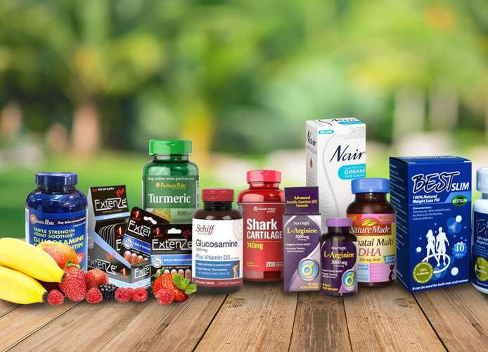 supplements and functional foods from Vietnam