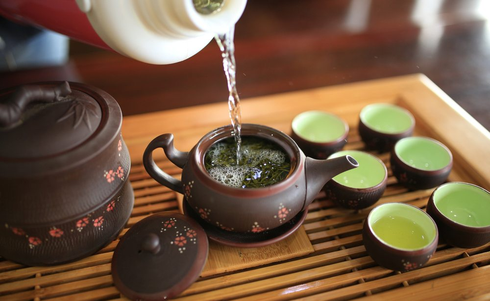 Vietnamese tea types