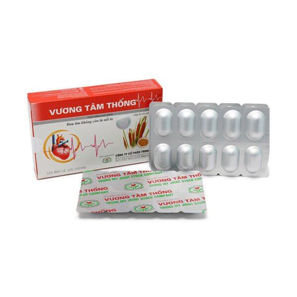 Vuong Tam Thong helps prevent cardiovascular disease, reduces fatigue
