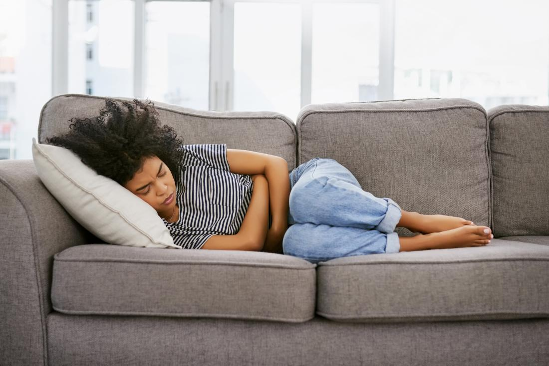 What should stomach pain abstain from