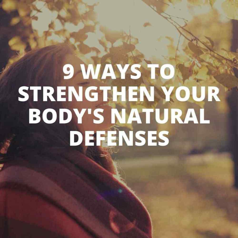 best ways to strengthen your body