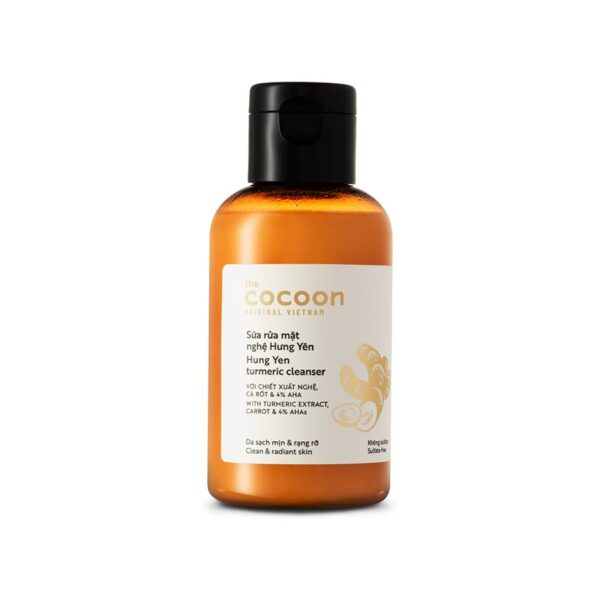 Nghe Hung Yen Cocoon Turmeric Cleanser