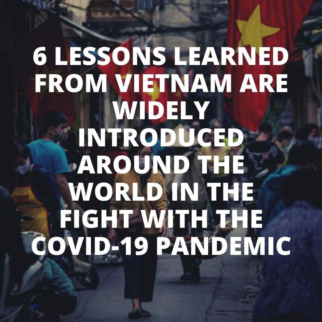 Covid time in Vietnam
