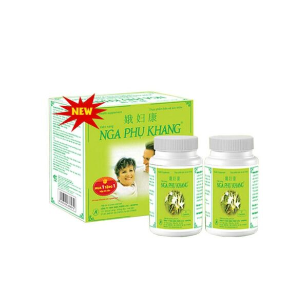 Nga Phu Khang - Crinum Latifolium, breast, prostate, ovary's health - 360 tablets