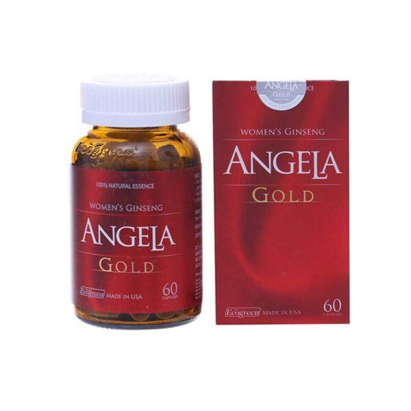 Angela Gold Ginseng Ecogreen