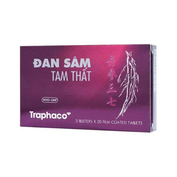 Ginseng Traphaco Dan Sam Tam That Traphaco