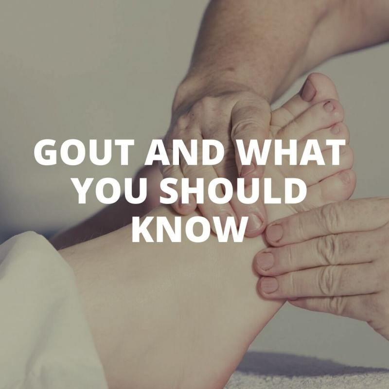 gout and what you should know meaning