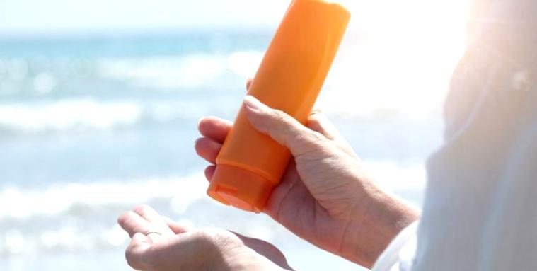 Use a sunscreen once a day cause acne