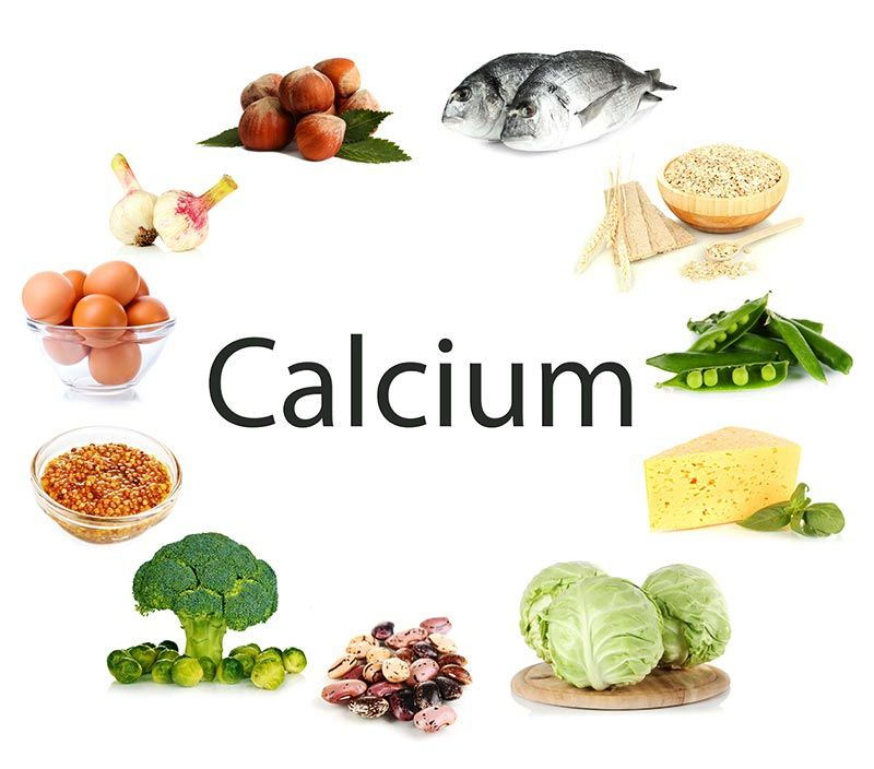 Top natural calcium products