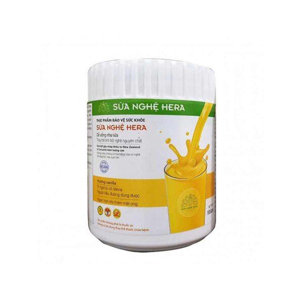 Hera nano curcumin milk