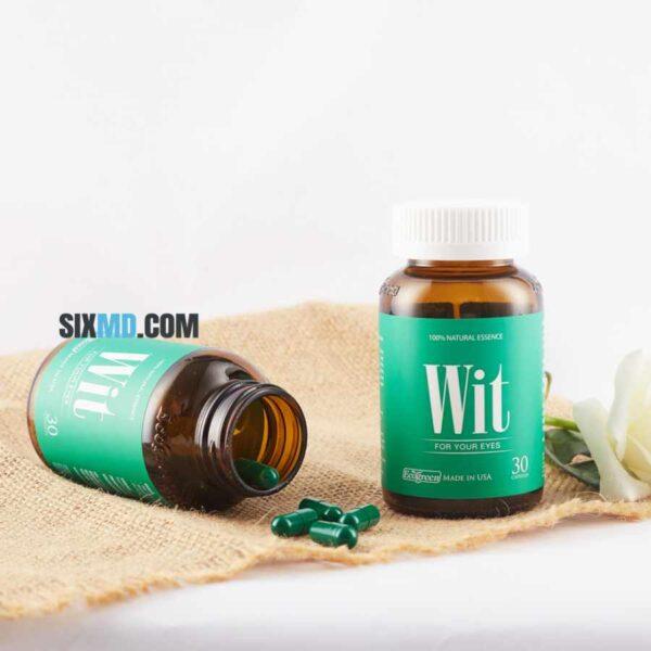 Wit ecogreen for Eye