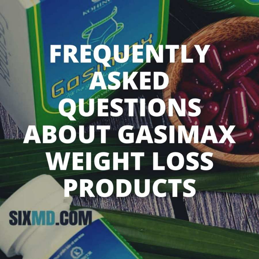 Gasimax Weight Loss Products