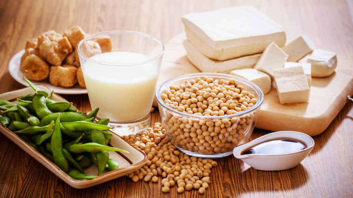 Phytoestrogens foods for skin