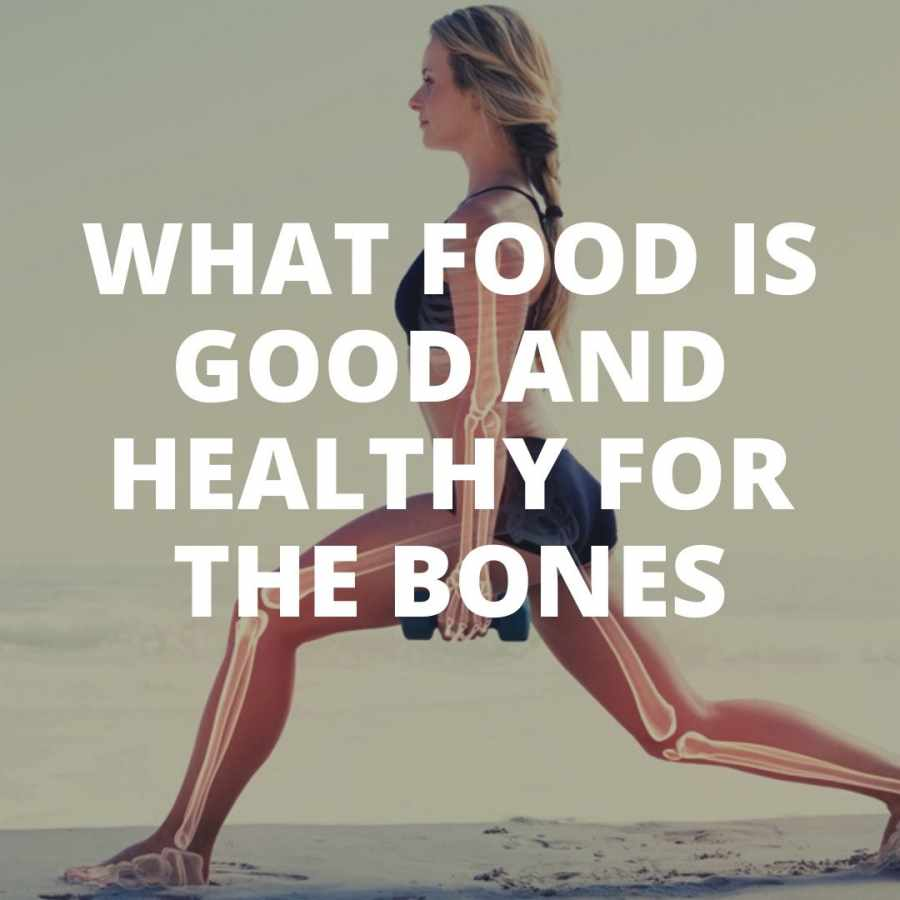 Food for bones and joints