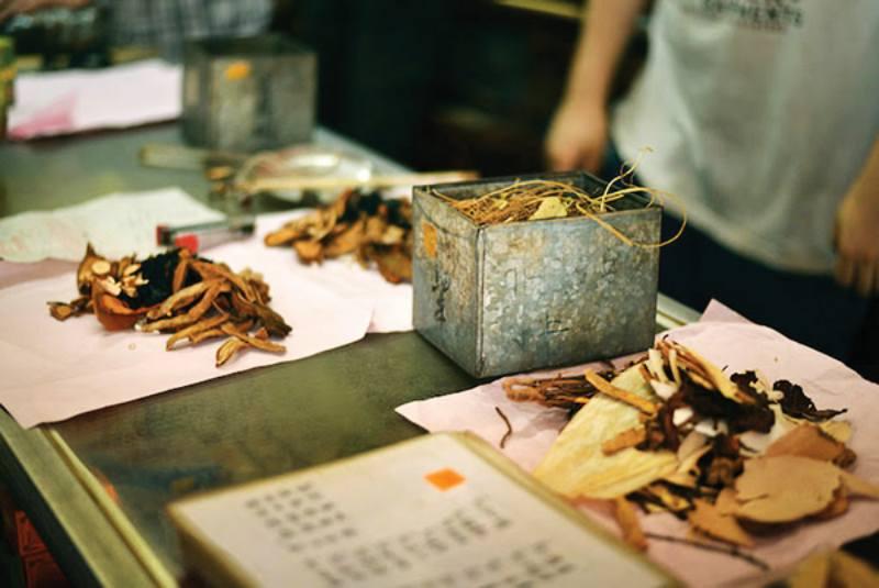 Traditional Vietnamese herbal medicine