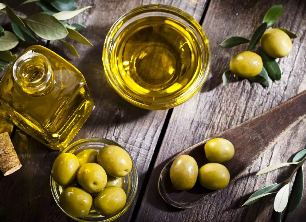 Olive Oil Is Rich in Healthy Monounsaturated Fats