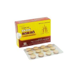 Bo Phe Nam Ha herbal lozenges - Treatment cough, cough with phlegm - 24 lozenges